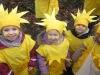 Karnevalsumzug in Hoffnungstahl mit dem Sonnenstrahl